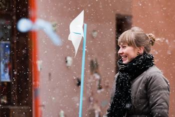 """""""Palankaus vėjo malūnėliai"""" Kaziuko mugėje 2011 m."""
