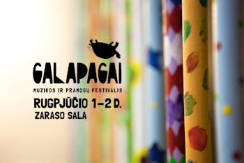 """""""Palankaus vėjo malūnėlis"""" – festivalyje """"Galapagai"""""""